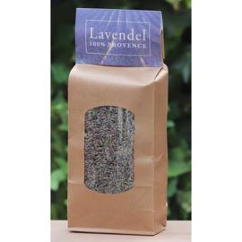 Lumière de Provence -  Zak losse lavendelbloemetjes 150 gram