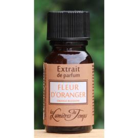 Les Lumières du Temps - Parfumolie fleur d'oranger 15 ml.