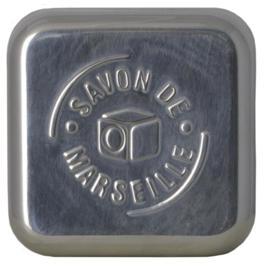 Aleppo Soap Co. - Zeepdoos aluminium Cube