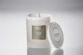 Collines de Provence - Geurkaars Ceder 180 gram.