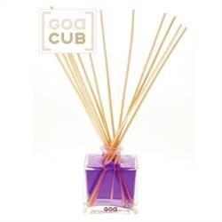 GOA Le Cub  Thé Figue 80 ml. inclusief geurstokjes