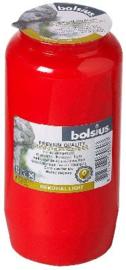 Bolsius - Graflicht Herdenkingslicht nr. 7 kompo Rood