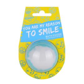 Treets Message Fizzer - Reason to Smile