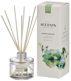 Bolsius Accents Reed Diffuser Garden Dreams 100 ml.