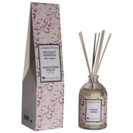 Provence & Nature - Geurstokjes Vanille Tonka 100 ml.