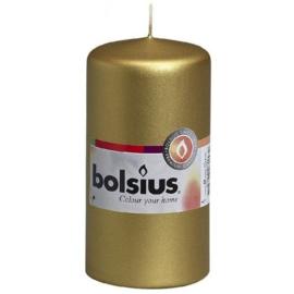 Bolsius Stomp Goud Ø 120/60