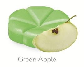 Bolsius Creations - Geurchips (waxmelts) Zak Green Apple 10 stuks.