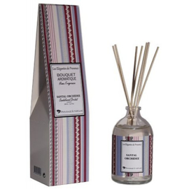 Provence & Nature - Geurstokjes Santal Orchidee 100 ml.