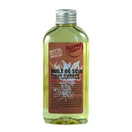 Aleppo Soap Co.  - Arganbloesem olie met biologische Argan 150 ml.