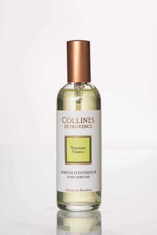 Collines de Provence Huisparfum Verbena (Verveine) 100 ml.