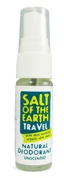 Salt of the earth - Deodorant Spray travelsize 20 ml