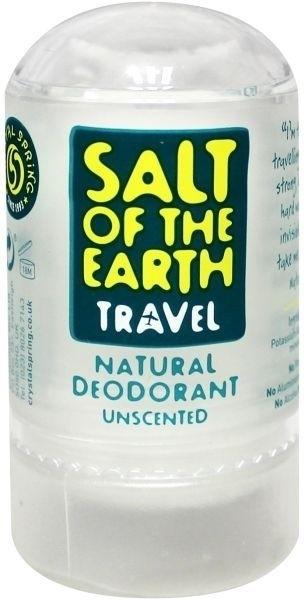 Salt of the earth - Deodorantstick travelsize 50 gram
