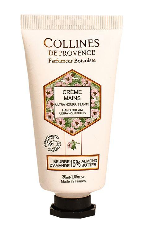Collines de Provence - Amandelboter handcreme 30 ml.
