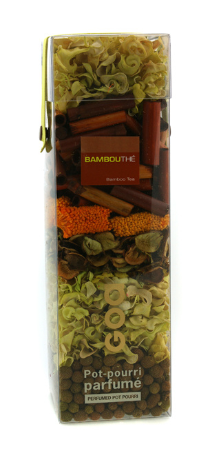 GOA Pot-Pourri geparfumeerd - Bambou Thé