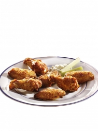 Kitchen Club Hot & Spicy Chicken Wings 2 x 2500g