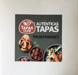 Gratis Tapas Club proefpakketje