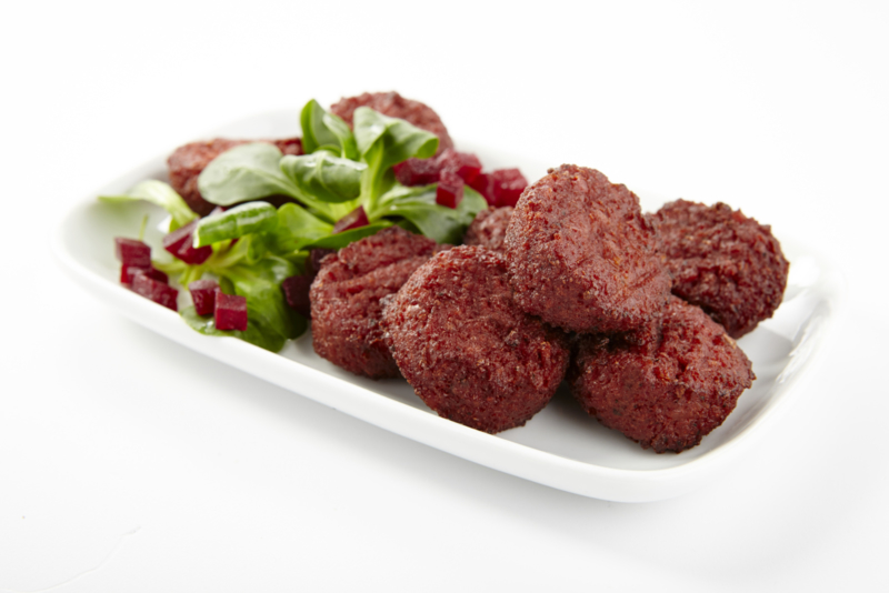 TAPAS CLUB FALAFEL RED BEET - 6 x ca 80st