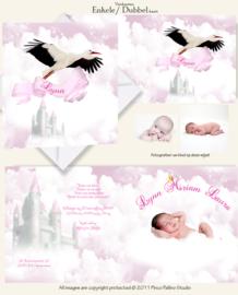 Digitaal geboortekaart bestand t.b.v. drukkerij bij jou in de buurt !