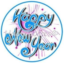 Oud & Nieuw Happy New Year 010