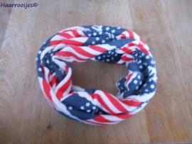 Colsjaaltje amerikaanse vlag.