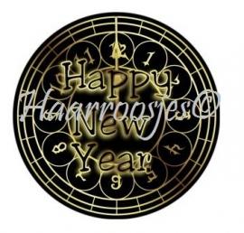 Oud & Nieuw Happy New Year 002
