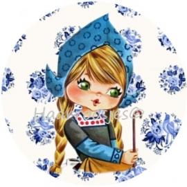 Nina blauw