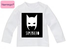 Babyshirt, Superhero.