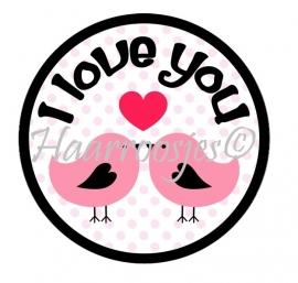 I love you 001