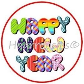 Oud & Nieuw Happy New Year 007