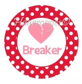 Heart breaker.