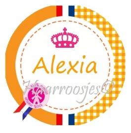 Naamproduct Alexia