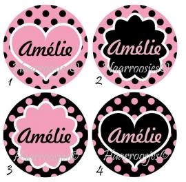 Naamproduct Amélie