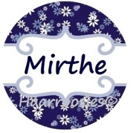 Naamproduct Mirthe