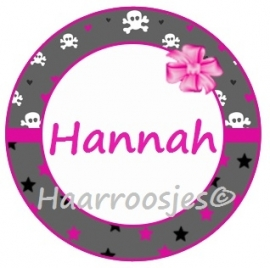 Naamproduct Hannah