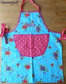 """Volwassenschort """"Mila"""", gemaakt op bestelling."""