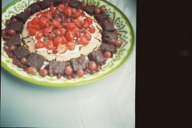 Nigella`s Chocolate Raspberry Pavlova