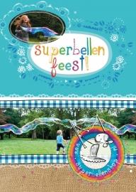 10 Uitnodigingen Kinderfeestje