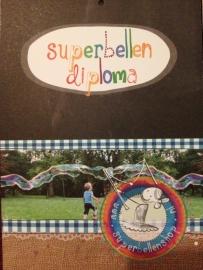 10 Diploma's Kinderfeestje