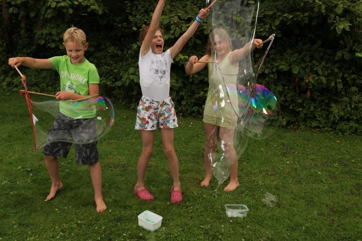 Kinderfeestje Superbellen met speurtocht