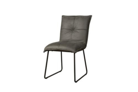 SEDA SIDECHAIR - FABRIC CHEROKEE 1 GREY