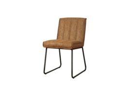 SANTO SIDECHAIR - FABRIC MIAMI 004 COGNAC