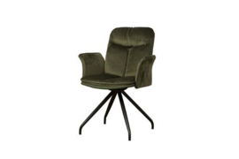 ROTA SWIVEL ARMCHAIR - LUSH 867-232 GREEN