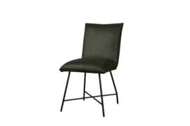 TROFA SIDECHAIR - FABRIC AMAZON 17 GREEN