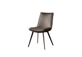 PAMPLONA SIDECHAIR - FABRIC T-ANTRACITE