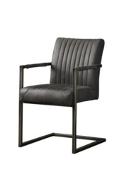 FERRO ARMCHAIR - SAVANNAH ANTRACITE