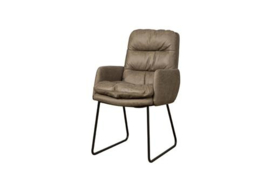 TORO ARMCHAIR - CABO 387 TAUPE