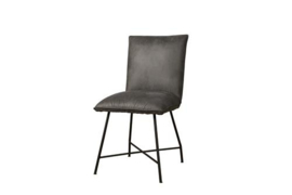 TROFA SIDECHAIR - FABRIC AMAZON 2 GREY
