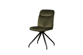 ROTA SWIVEL SIDECHAIR - LUSH 867-232 GREEN