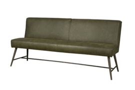 BELMONTE BENCH 185 - FABRIC CHEROKEE 13 GREEN