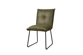 SEDA SIDECHAIR - FABRIC CHEROKEE 13 GREEN